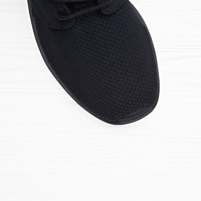 Кроссовки Nike ROSHE ONE Triple Black  - Фото 4
