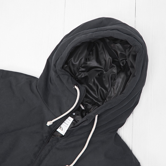 Анорак CODERED CHROME 3 Microfiber Black - Фото 2