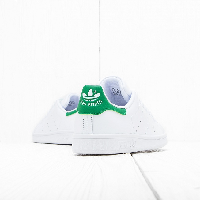 Кроссовки Adidas STAN SMITH Running White/Running White/Fairway - Фото 2