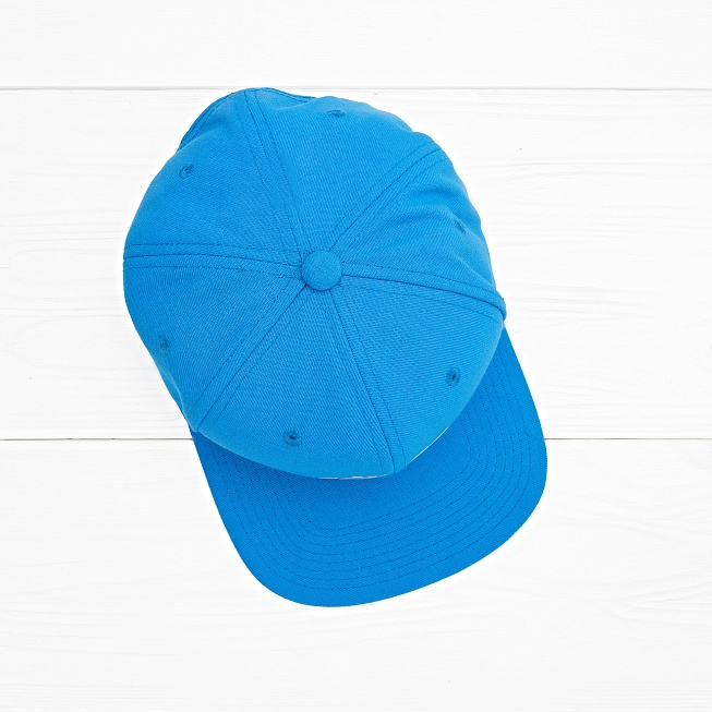 Снепбек Nike SB REFLECT ICON ADJUSTABLE HAT Blue - Фото 2