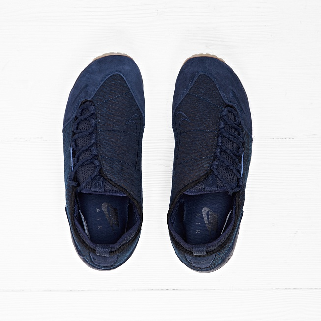 Кроссовки Nike AIR FOOTSCAPE NM PRM JCRD Dark Blue/Dark Blue - Фото 3