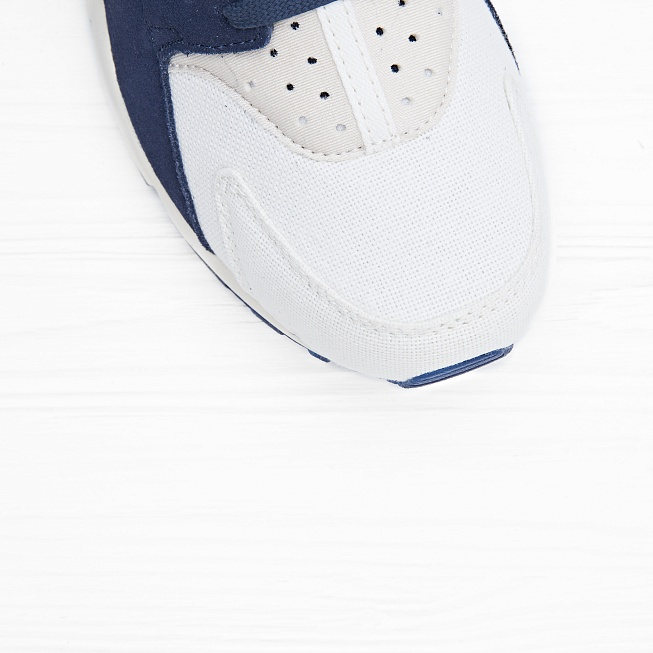Кроссовки Nike AIR HUARACHE RUN Sail/Midnight Navy/Ale Brown - Фото 6