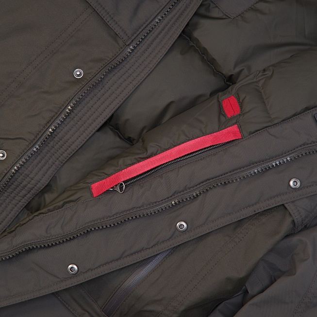 Парка The North Face M MCMURDO PARKA 2 EU Green - Фото 5