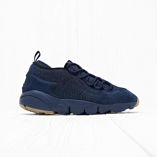 Кроссовки Nike AIR FOOTSCAPE NM PRM JCRD Dark Blue/Dark Blue