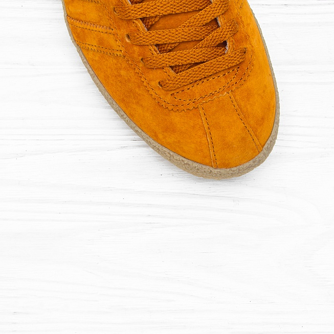 Кроссовки Adidas TOPANGA Craft Ochre/Craft Ochre/Gum - Фото 4