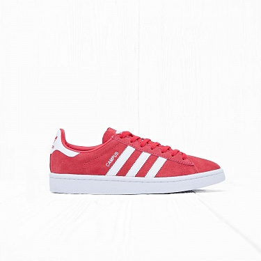 Кроссовки Adidas CAMPUS Ray Red/Ray Red/Running White