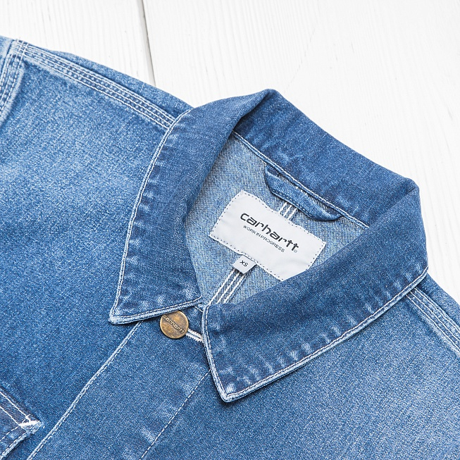 Куртка Carhartt MICHIGAN Blue True Stone - Фото 2