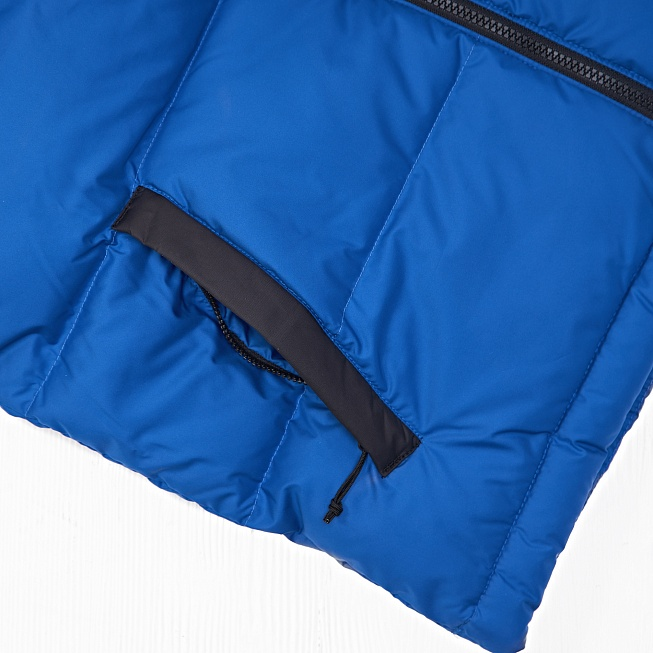 Жилет The North Face M 1992 NUPTSE Cobalt Blue - Фото 4