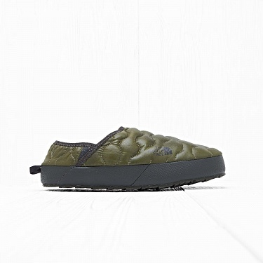 Тапочки The North Face THERMOBALL TRACTION MULE Shiny Brunt