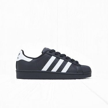 Кроссовки Adidas SUPERSTAR FOUNDATION CBlack/Ftwr White/CBlack
