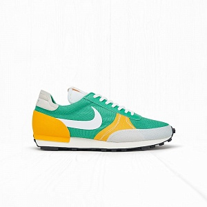 Кроссовки Nike DBREAK TYPE Stadium Green/White University Gold