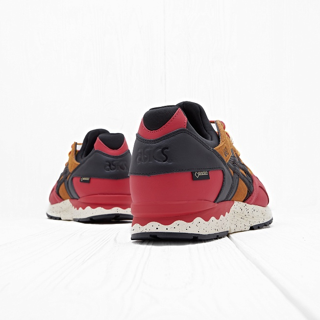 Кроссовки Asics Tiger GEL-LYTE V G-TX Red/Black - Фото 1