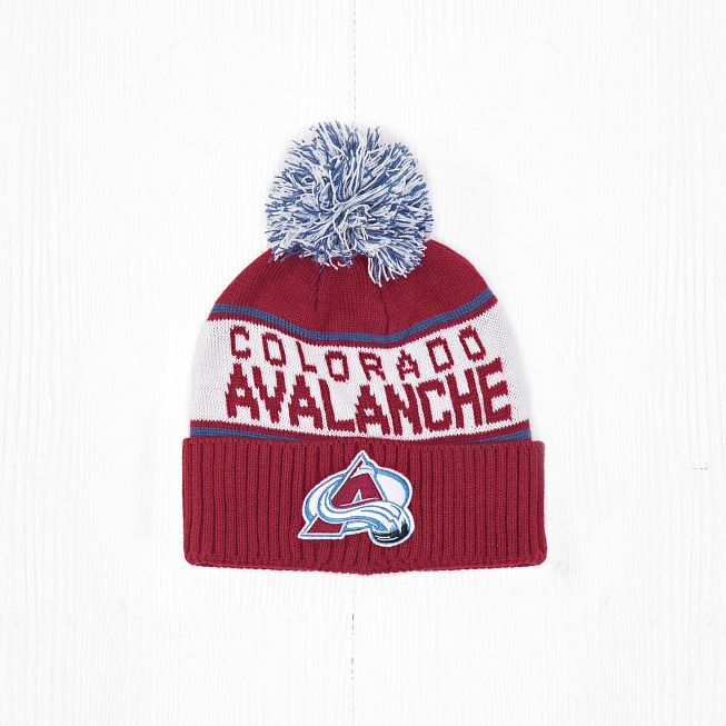 Шапка M&N COLORADO AVALANCHE