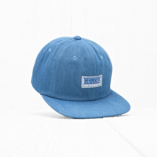 Снепбек The Hundreds REMOVED Blue
