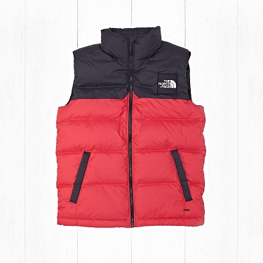 Жилет The North Face M 1992 NUPTSE Red