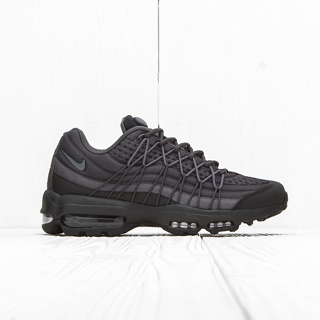 Кроссовки Nike AIR MAX 95 ULTRA SE Black/Dark Grey/Black/Anthracite