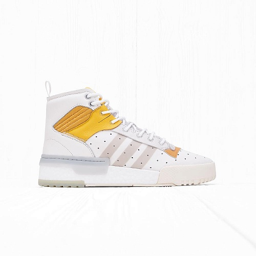 Кроссовки Adidas RIVALRY RM Running White/Crystal White/Cream White
