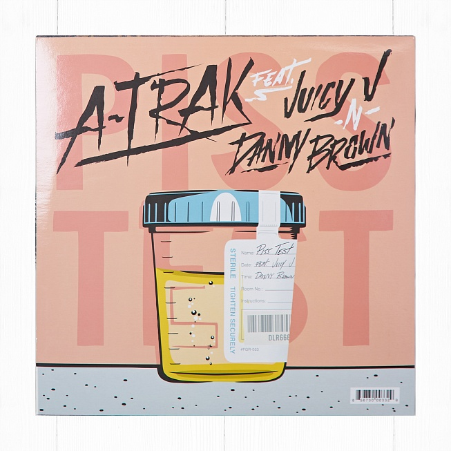A-TRAK/MONEY MAKIN (HIP-HOP) - Фото 1