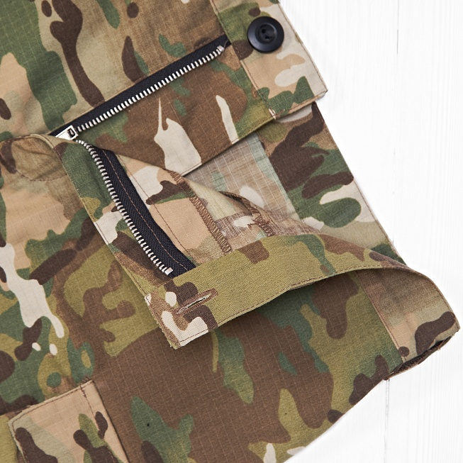 Шорты CODERED CARGO CUT Camouflage Multicamo - Фото 2