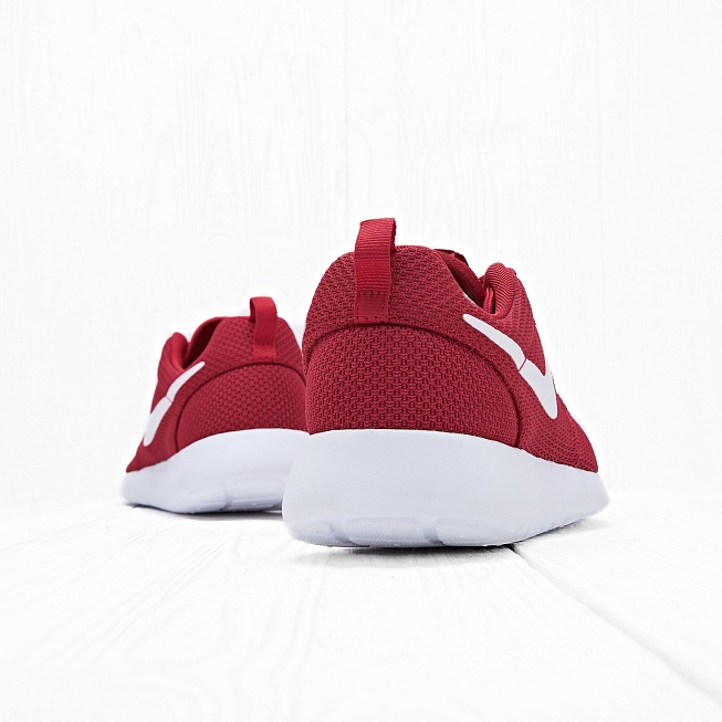 Кроссовки Nike ROSHE ONE Gym Red/White-Black - Фото 2