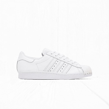 Кроссовки Adidas W SUPERSTAR 80s Ftwr White/Ftwr White/Core Black