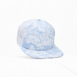 Снепбек Vans BEACH GIRL TRUCKER Tie Dye