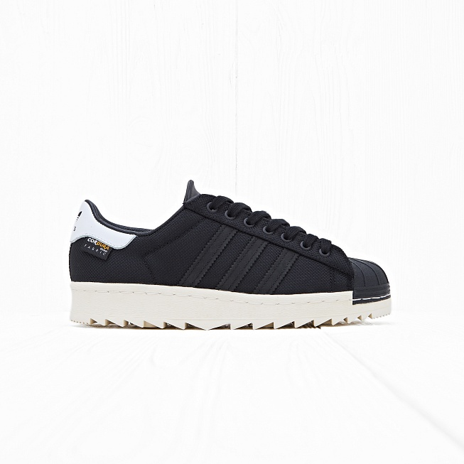 Кроссовки Adidas SUPERSTAR 80s CORDURA Core Black/Core Black/Chalk White