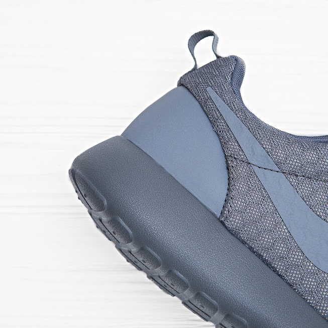 Кроссовки Nike ROSHE ONE HYP Cool Grey - Фото 4
