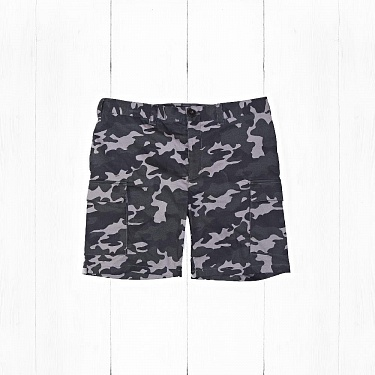 Шорты CODERED CARGO CUT Camo Grey