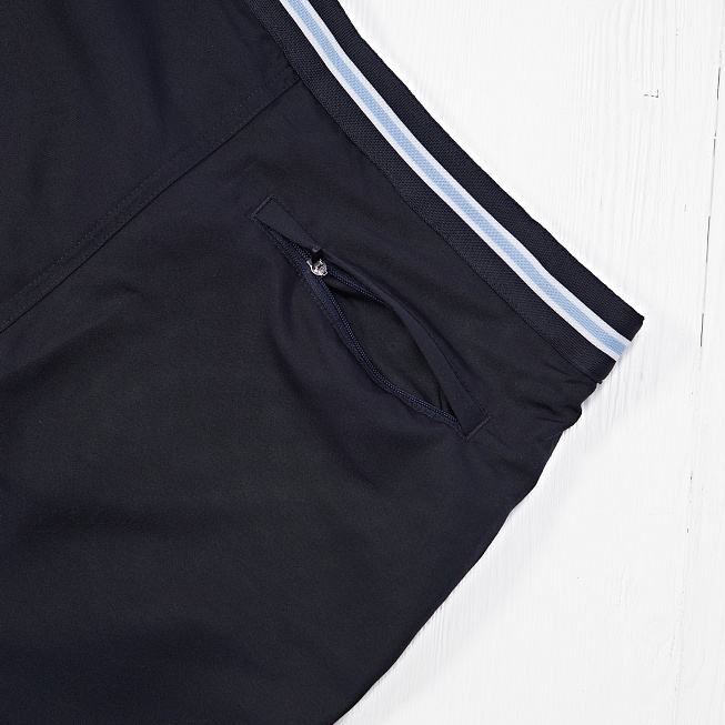 Шорты Fred Perry BOMBER Navy - Фото 2