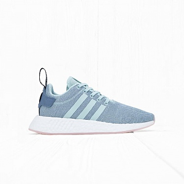 Кроссовки Adidas W NMD R2 Raw Steel/Ash Green/Ftwr White