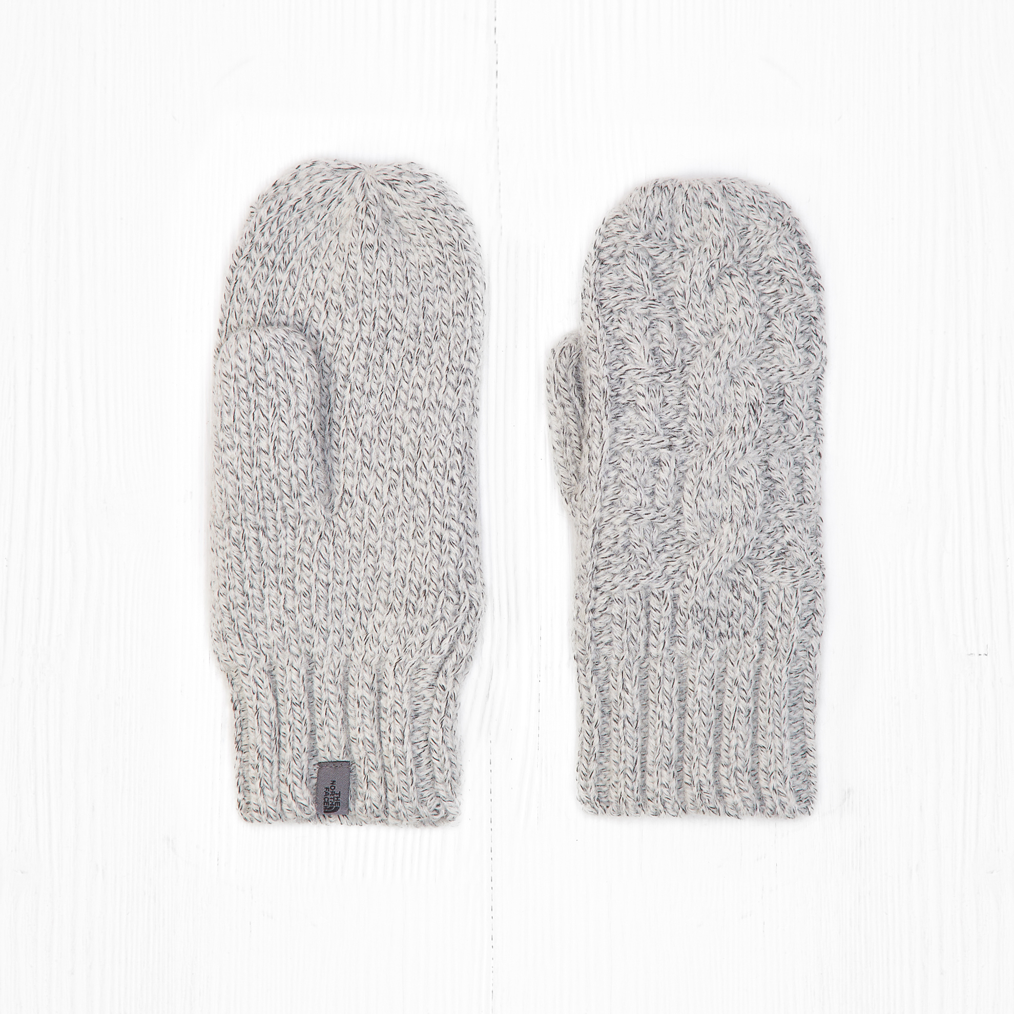Варежки The North Face W CABLE KNIT MITT Vintage White