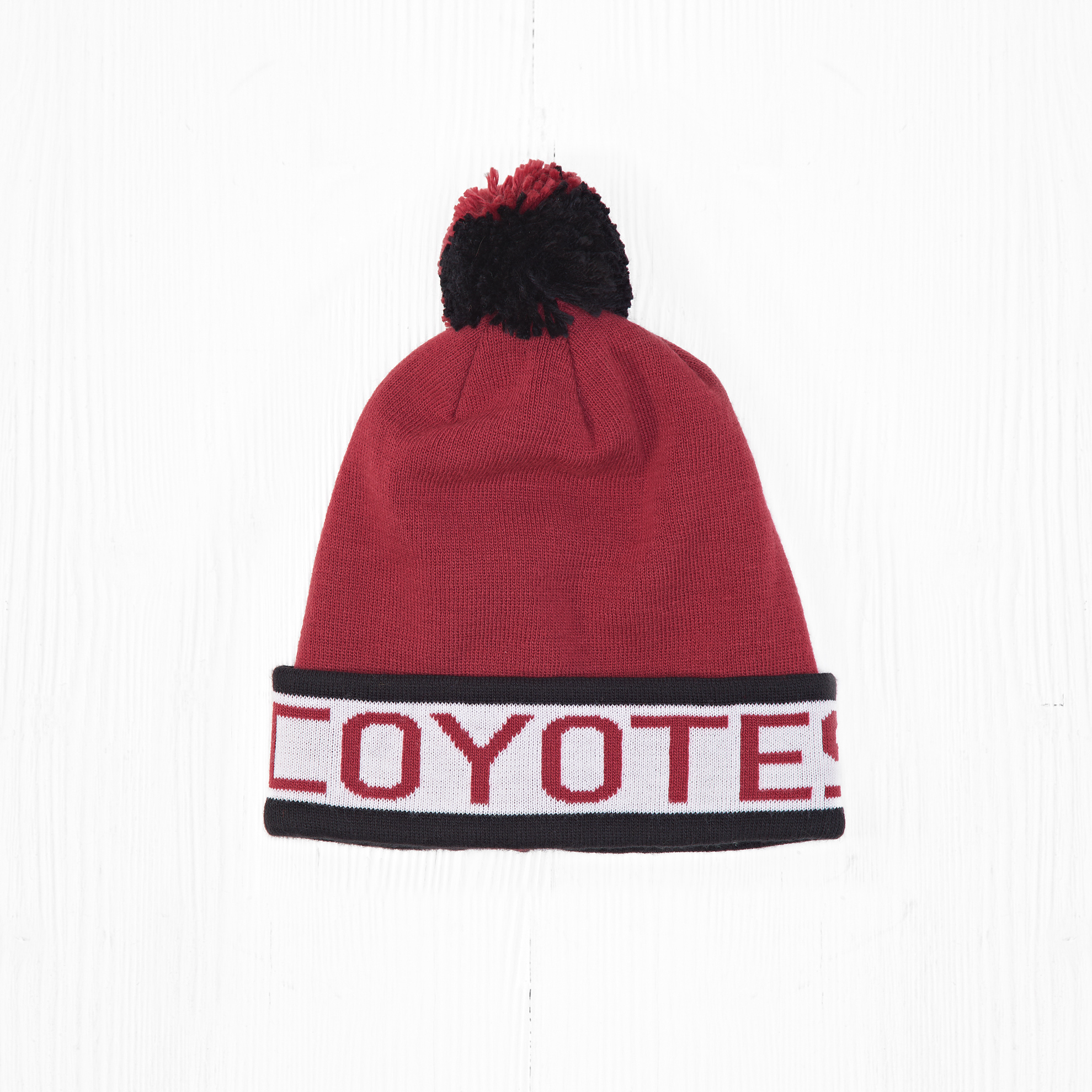 Шапка M&N NHL ARIZONA COYOTES Light Bordeaux/White
