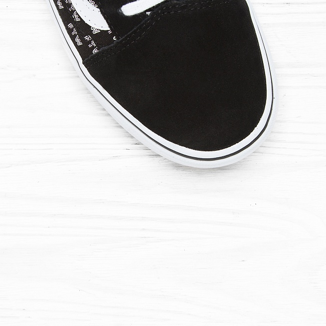 Кеды Vans OLD SKOOL (SAYINGS) Black Ftw - Фото 4